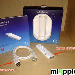 Huawei E160 (O2 Surfstick 2): package content