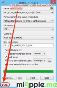 Creating Windows 10 bootable USB drive with Rufus_03