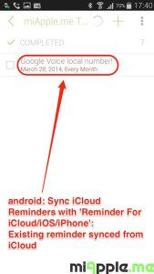 Reminder For iCloud-iOS-iPhone_03_existing reminder synced from iCloud