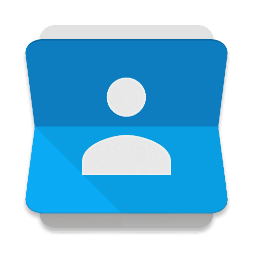 Google Contacts icon new
