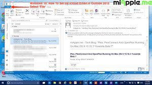 iCloud email in Outlook 2013 on Windows 10_02_file