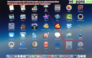 Installing OS X 10.10 Yosemite on external drive_06_downloading OS X installer to applications