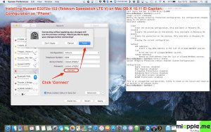 Installing Huawei E3372s-153 on OS X 10.11 El Capitan_5_Network set up connect and apply settings