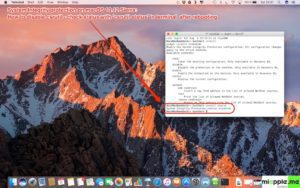 System Integrity Protection disable csrutil on macOS 10.12 Sierra_4_check disabling csrutil after rebooting