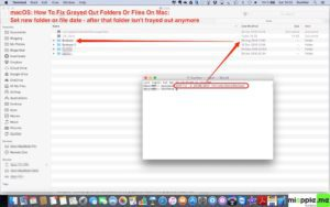 macOS_fixing grayed out folders_03_set new folder or file date