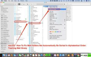 macOS Mail folders alphabetically sorting_02_trash Mail library